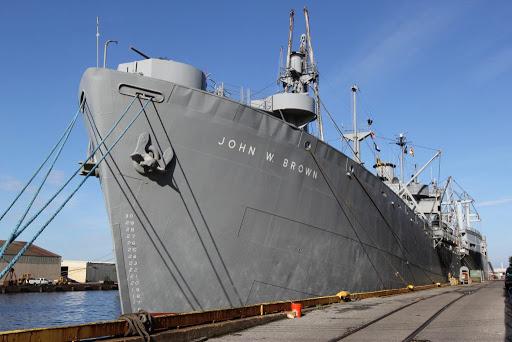 Kapal dan Mercusuar Bersejarah di Balto Maritime Museum